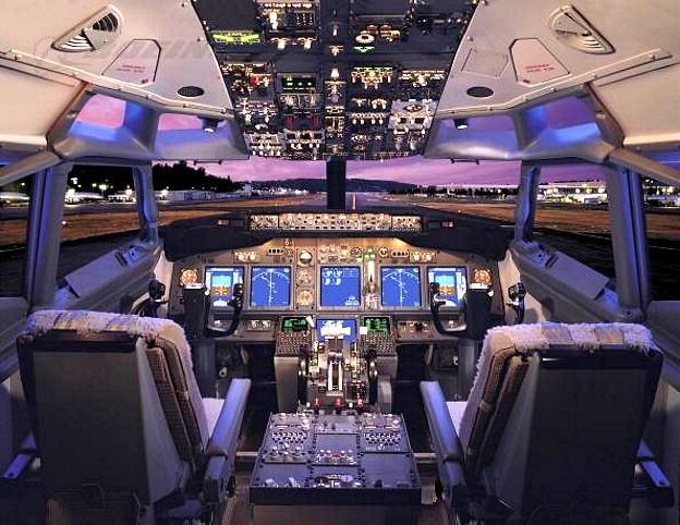 737NG Simulator Project « Imaging The Heavens